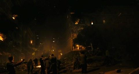 Cloverfield Scene