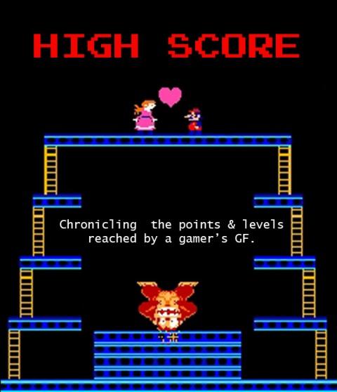 High Score Cover Foto