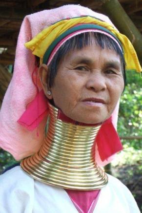 lady neck