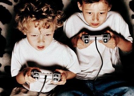 Juvenile lad likes stoking his joystick
